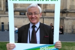 Martin Vickers MP at the inaugural Parliamentary Sports Fair